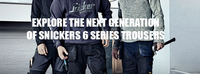 Snickers Next Generation Workwear