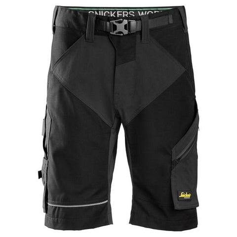 Snickers FlexiWork Stretch Work Shorts - 6914