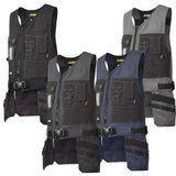 Snickers Workwear Canvas + Toolvest with Cordura Holster Tool Pockets - 4254 - Snickersonline - 1