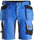 Snickers Allround Stretch Work Shorts Holster Pockets - 6141 - snickers-online