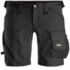 Snickers AllRound Work Stretch Shorts - 6143- snickers-online