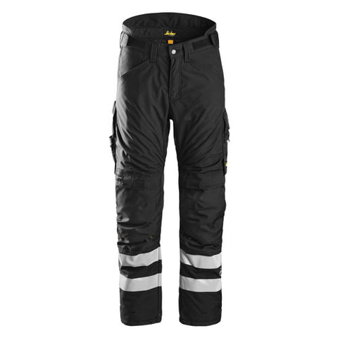 All round Work 37.5 Insulated Winter Trousers - 6619 - snickers-online