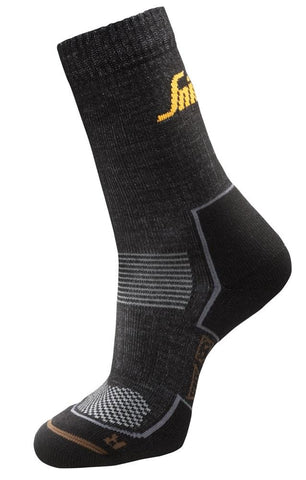 Snickers RuffWork, 2-pack Cordura Wool Socks - 9206
