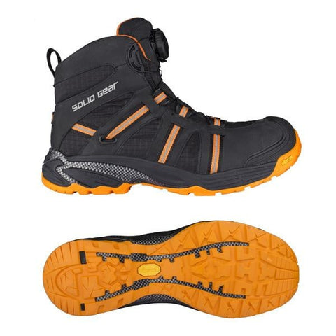 Phoenix Composite  S3 GTX Safety Boot Boa Fastening by Solid Gear -SG80007 - snickers-online