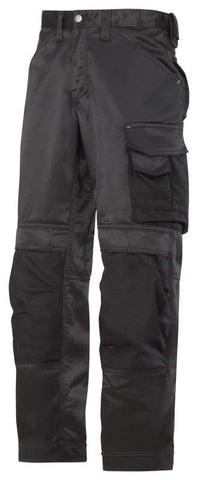 Snickers Duratwill Work Trousers with Kneepad Pockets -3312 - snickers-online