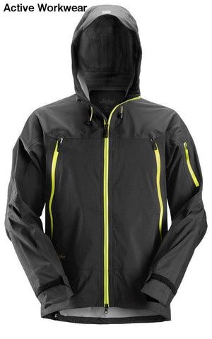 Snickers FlexiWork, Stretch Waterproof Shell Jacket - 1300 - snickers-online