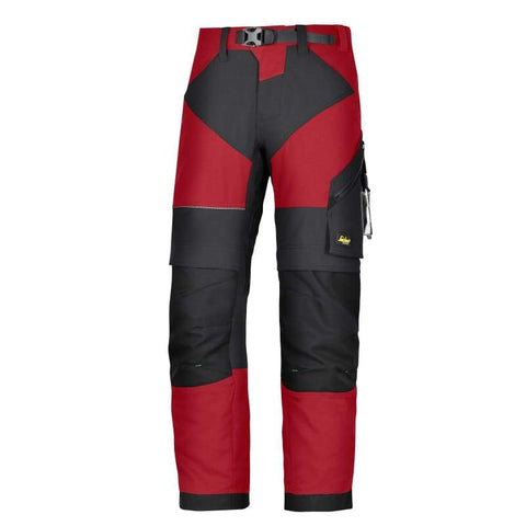 Snickers FlexiWork, Work Trousers with Kneepad Pockets - 6903 - snickers-online