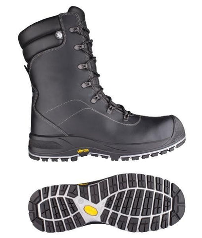 Sparta High Leg Safety Boot Solid Gear -SG74001
