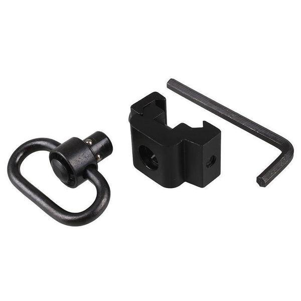 QD Quick Release Push Button Sling Adapter