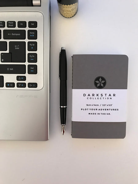 Pocket Notebook  - Space Grey