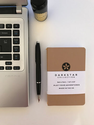 Pocket Notebook  -Original Nomad