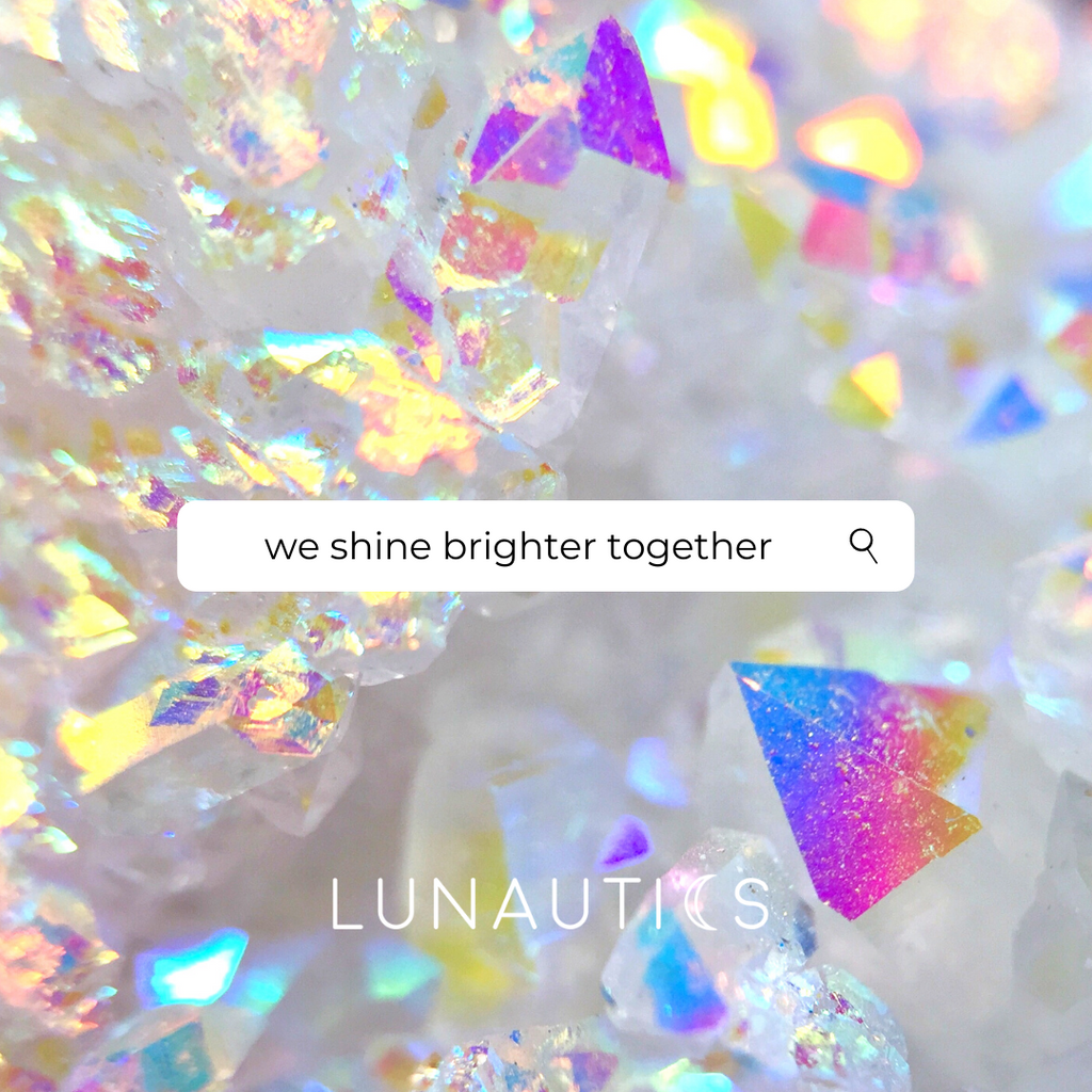 We Shine Brighter Together