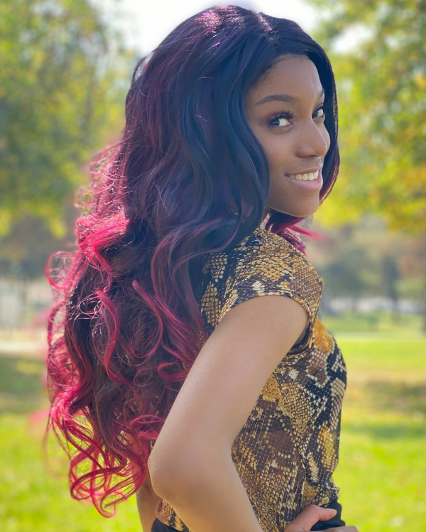 Blaze- Lace Front Wig