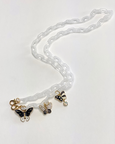 Butterfly Effect Mask Chain - Lunautics