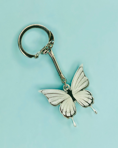 Mariposa- Lunautics x Rolita Couture Key Ring - Lunautics