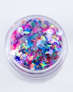 Secret Garden Chunky Glitter - Lunautics
