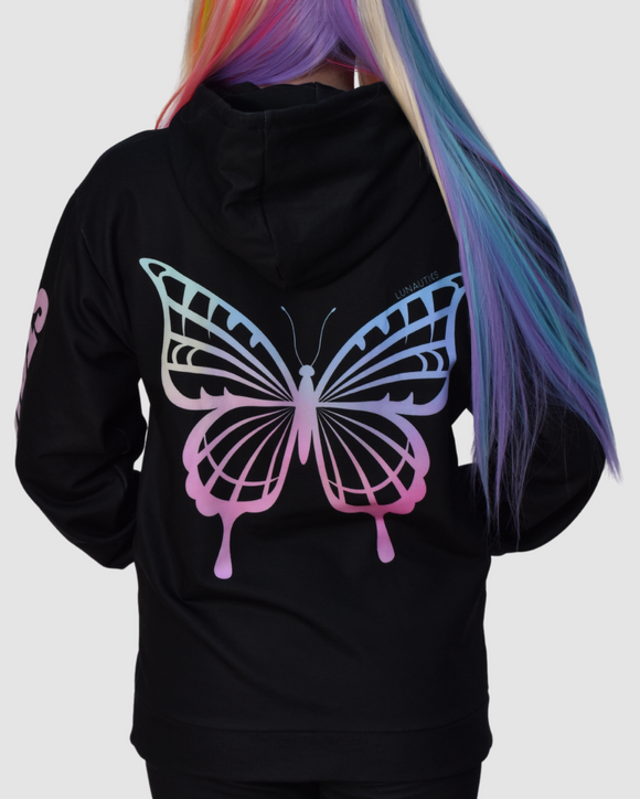 Stay Fly Hoodie - Lunautics