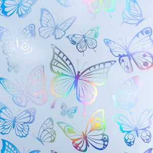 Holographic Butterfly Temporary Tattoo Pack - Pretty Fly