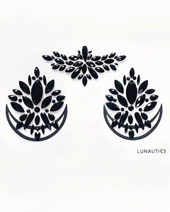 Destiny Jewel Pasties - Lunautics