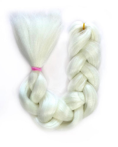 Ghost Me (Glow In Dark)- Hair Extension - Lunautics
