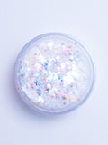 Snow Angel Chunky Glitter - Lunautics