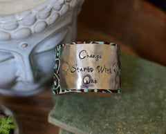C.S.W.O.  Limited Edition Summer Weight Cuff