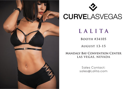 Lalita at Curve Las Vegas at magic