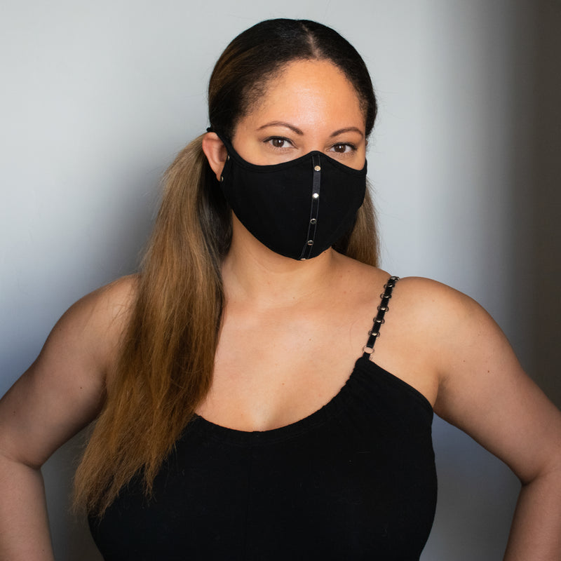 Accented Face Mask