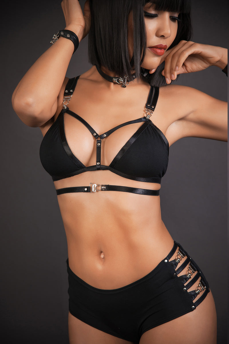 Strappy Lalita Bra as seen in New York Times on Sharon Stone