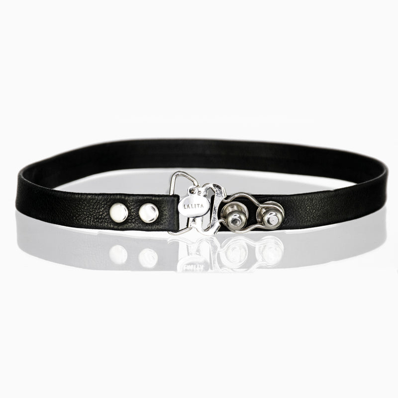 Lalita Need to Feel Choker Garter Closure