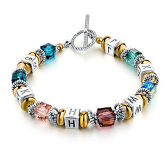 Colorful Murano Bracelet