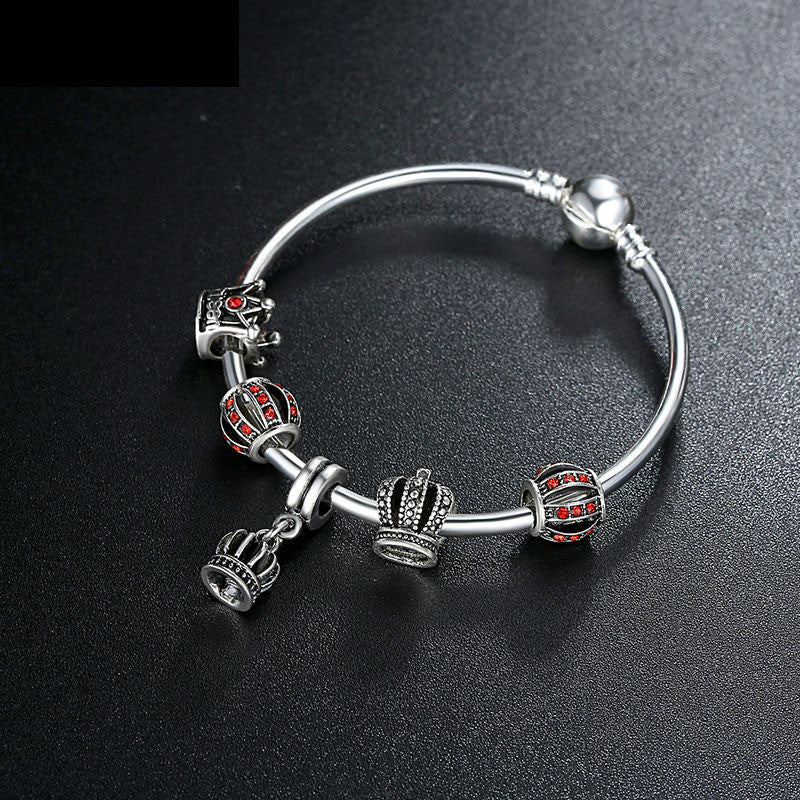 Royal Crown Bangle