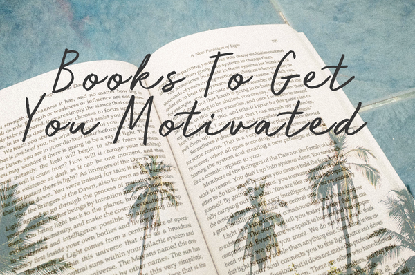 Books To Get You Motivated