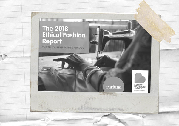An Overview Of The 2018 Ethical Fashion Report