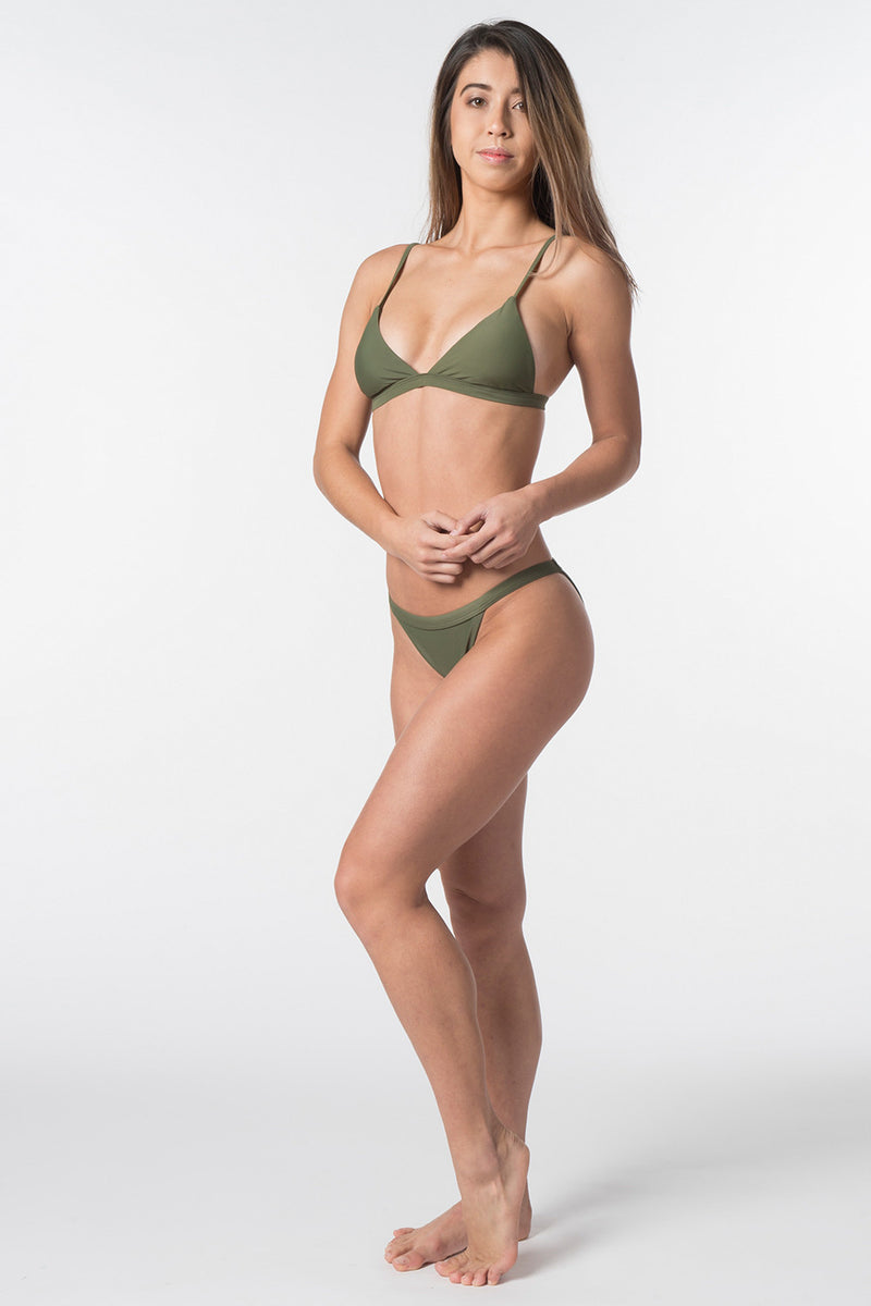 Lite Gemma Bottoms - Khaki