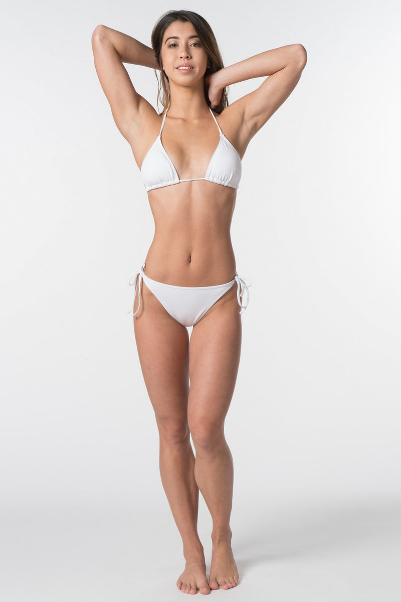 SALE Basic Grace Bottoms - White