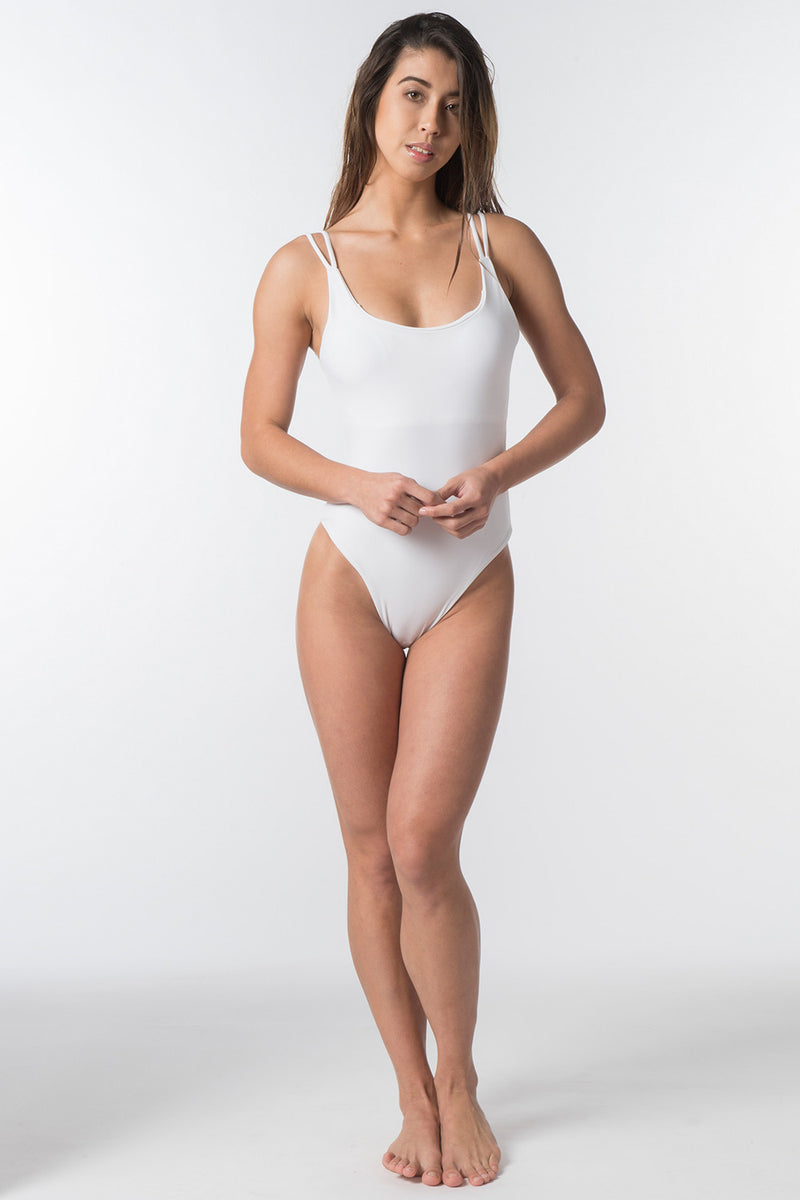 Lite Tracey One Piece - White