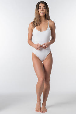Lite Georgia One Piece - White