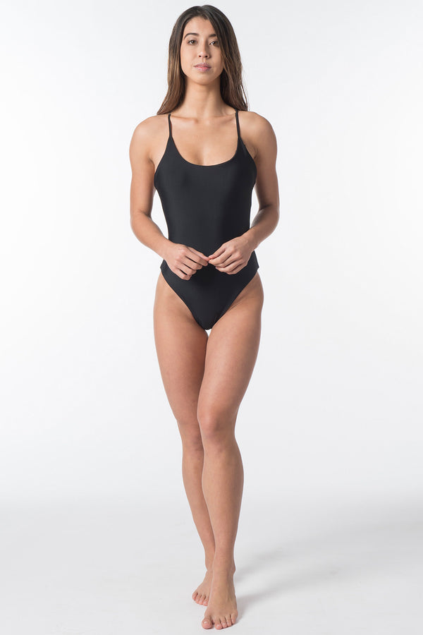 Lite Georgia One Piece - Black