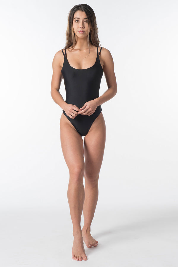Lite Tracey One Piece - Black