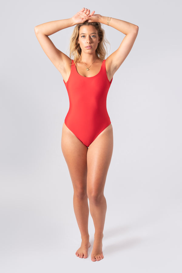 Lite Sophie One Piece - Red