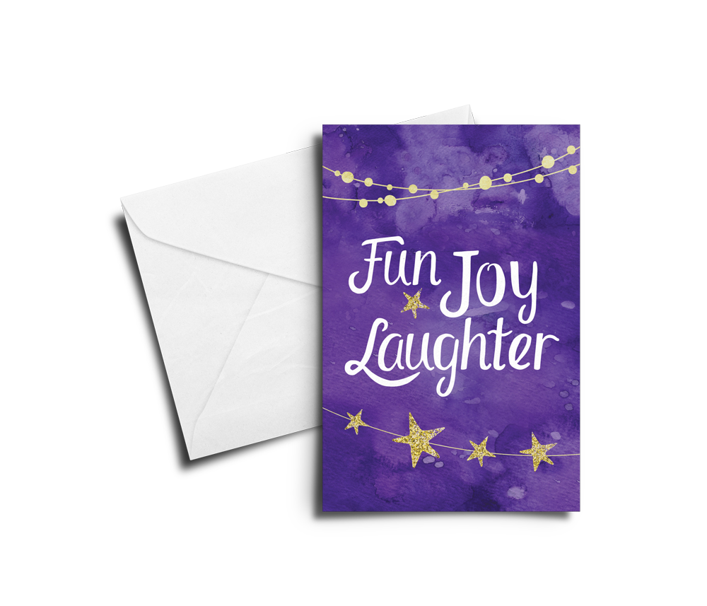 Corporate Christmas Cards - pack of 10
