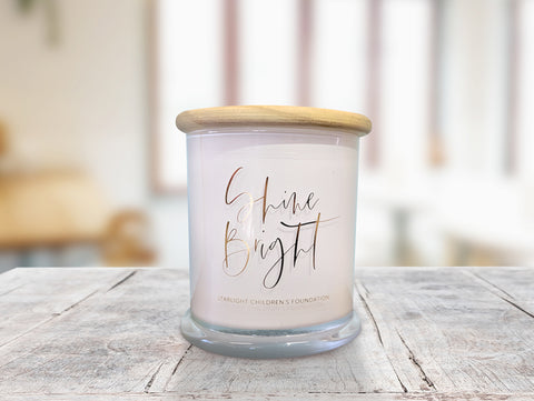 Personalised Starlight Candle - Corporate Gift