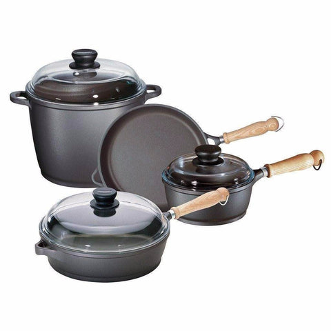 Berndes Tradition 7 Pc. Pot Set-674005,The Kitchen's Edge.