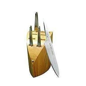 Chroma Type 301 –5 Piece Knife Block Set-PO124,The Kitchen's Edge.