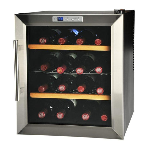 Kalorik 16-Bottle Wine Cooler-WCL 32963,The Kitchen's Edge.