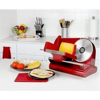 Kalorik Red Food Slicer-AS 29091 R,The Kitchen's Edge.