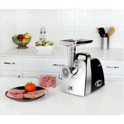 Kalorik Stainless Steel Electric Meat Grinder-MGR 38593,The Kitchen's Edge.