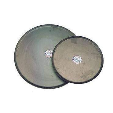 Matfer Bourgeat Black Steel Round Oven Sheet-310404,The Kitchen's Edge.