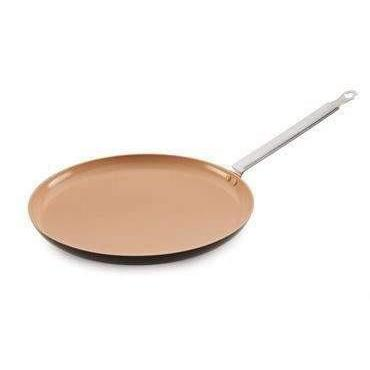 Matfer Bourgeat Elite Ceramic Crepe Pan-666228,The Kitchen's Edge.